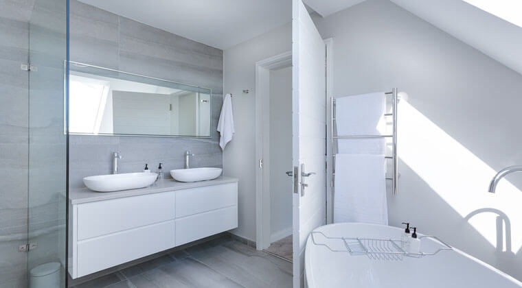 doğal banyo temizliği nasıl yapılır