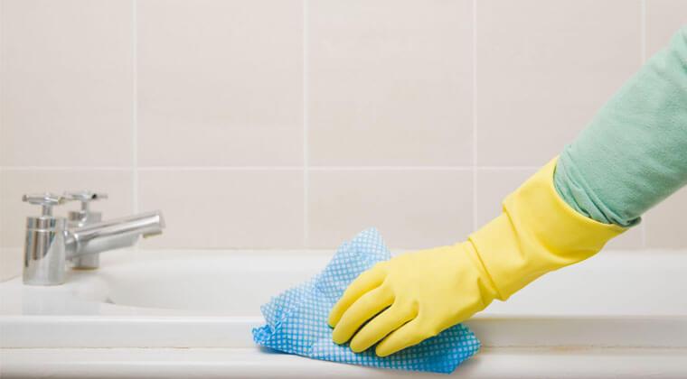 fayans ve banyo temizliği püf noktları