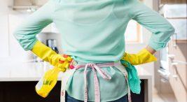 evde temizlemeniz gereken 6 önemli yer