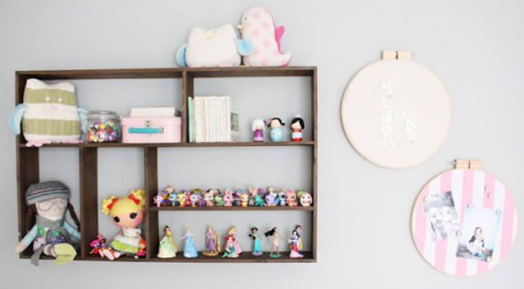 Çocuk Odası İçin En Güzel Depolama Fikirleri