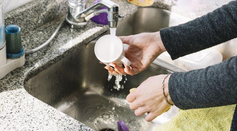 bulaşık yıkamak
