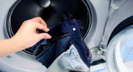 Koyu renk kot pantolonlar nasıl yıkanmalıdır?