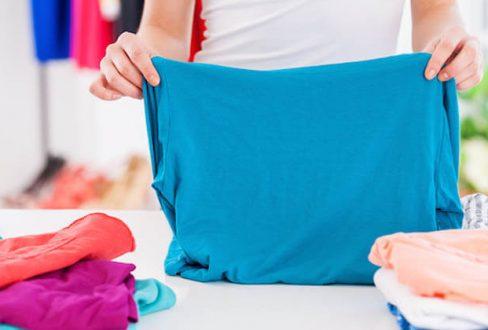 pratik çamaşır katlama önerisi