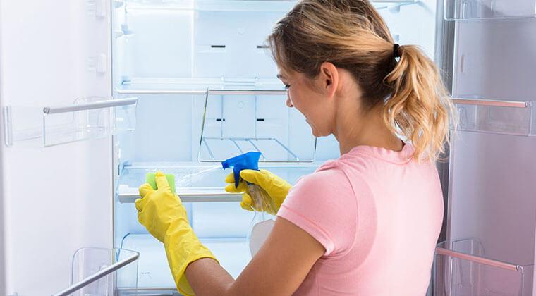 Buzdolabı Kokusu Nasıl Gider