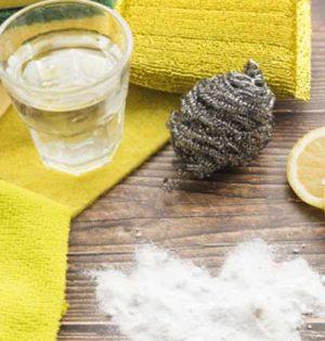 Çamaşır Sodası ile Temizlik Önerileri