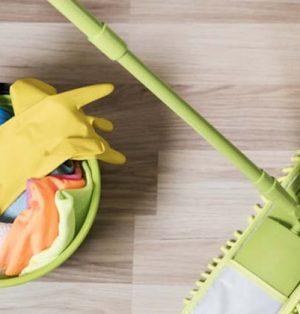 Parke Temizliği İçin Ne Kullanılır ve Nasıl Yapılır?