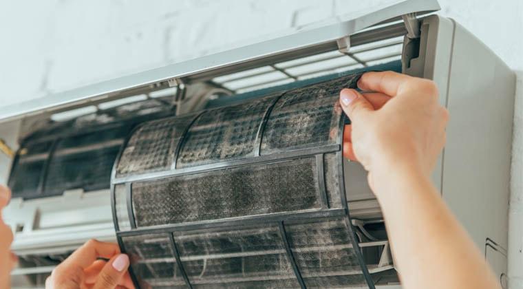 klima filtre temizliği nasıl yapılır