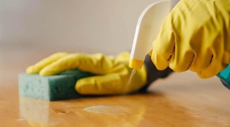 evde doğal temizlik ürünleri