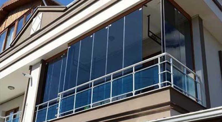 cam balkon temizliği