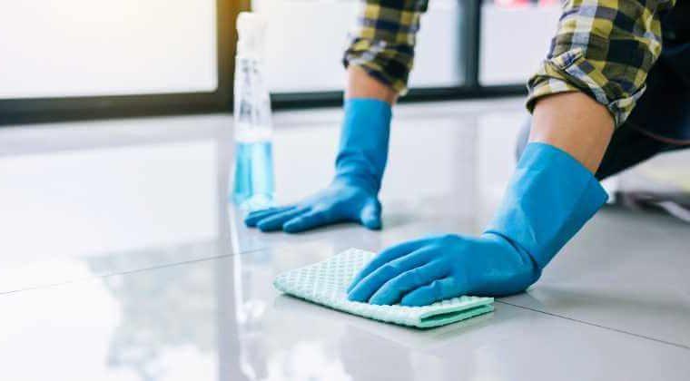 fayans nasıl parlatılır, temizlenir